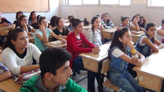 Efrin i Shehba nowy rok szkol 4