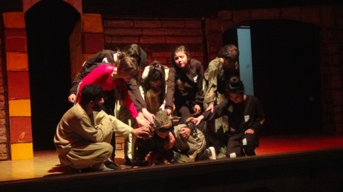 festiwal teatralny w Efrin