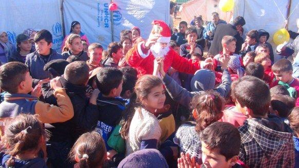 Mikołaj w Robar