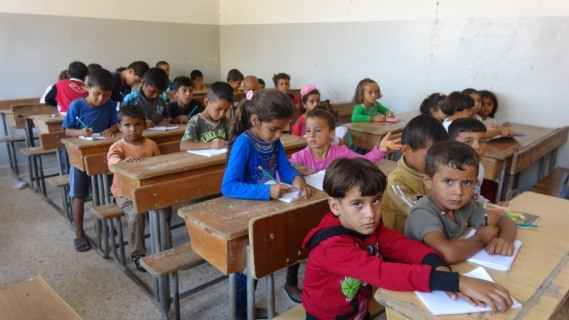 szkola w Ayn Îsa 3